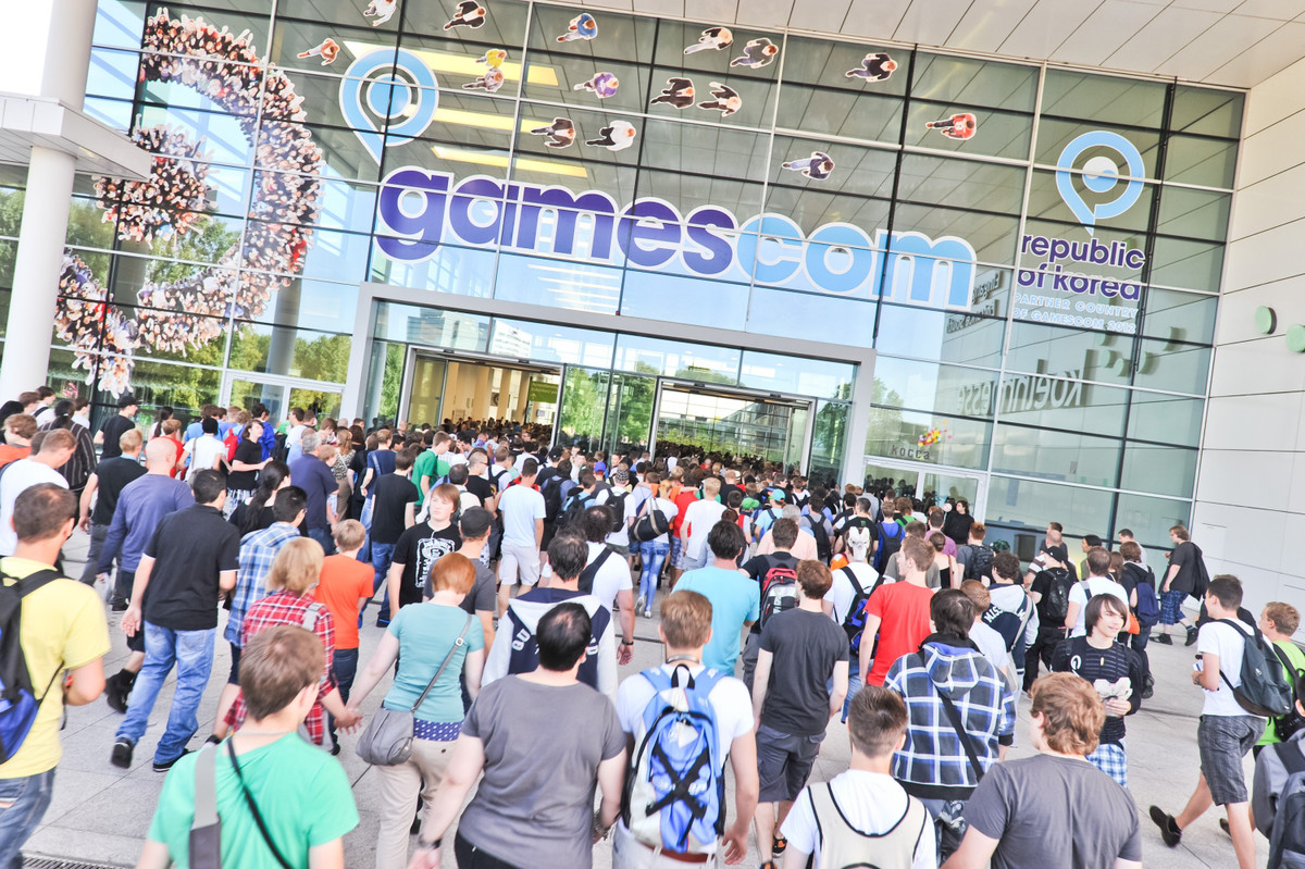 Biggest Gaming Event in Europe Gamescom Expect 300,000 fans